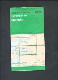 OS Pathfinder Map 205 Dornie 1 : 25000 - ( NH 82/92 ) 4cm to 1 km