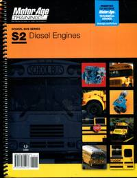 ASE S2 Test Prep Diesel Engines Certification Study Guide (Motor Age) by Motor Age Staff...