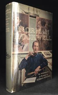 image of Norman Rockwell; My Adventures As an Illustrator