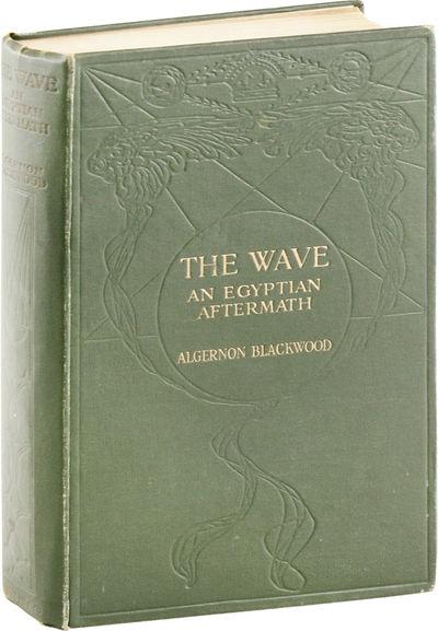 London: Macmillan, 1916. First U.K. Edition. First Impression. Octavo (20cm); green cloth covered bo...