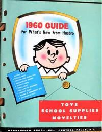 image of Hasbro Toy Catalogue. 1960 Guide for What's New From Hasbro