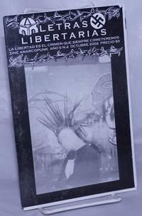 image of Letras Libertarias: La Libertad es el crimen que siempre cometeremos; zine anarchopunk, Año 0 N. 2 Octubre 2002