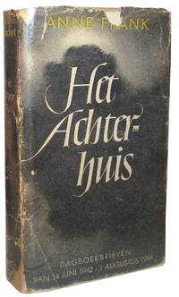 Collection of 188 items including rare unrestored first edition of Het Achterhuis (The Diary of...