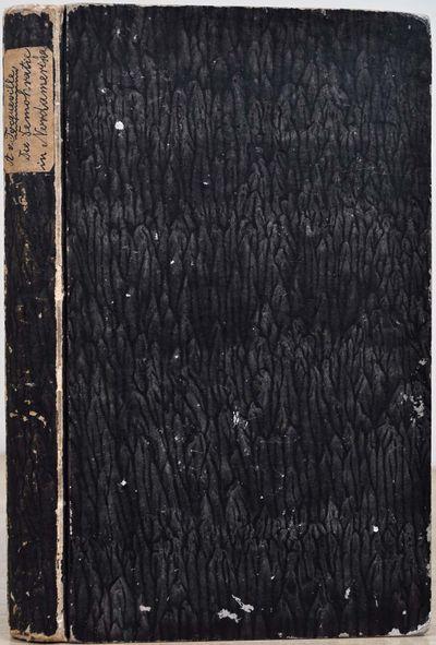 Leipsig: Eduard Kummer, 1836. Book. Very good condition. Hardcover. First Edition. Octavo (8vo). Vol...