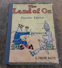 The Land of Oz (Popular Edition)  Black & White Illustrations
