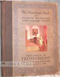 Bristol: Frost & Reed, 1934. cloth-backed decorated paper covered boards, color cover label. Frost &...