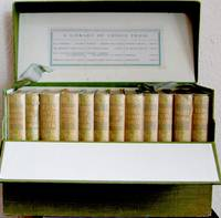 A Library Of Choice Prose Hardcover 12 volume set