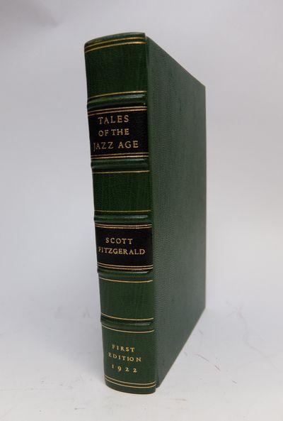 New York: Scribner, 1922. hardcover. fine. 8vo, handsomely rebound in full forest green morocco, bla...