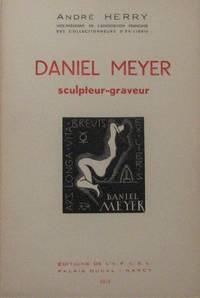 image of Daniel Meyer sculpteur-graveur