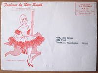 image of Merry-Go-Round of Fashions By Nita Smith. Folded Brochure