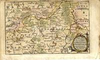 A MAP OF THE FRONTIERS OF HESSE AND WESTPHALIA, BEING THE SCENE OF THE LATE ACTION AUG. 1ST. 1760