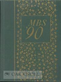 CATALOG MINIATURE BOOK COMPETITION '90