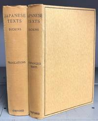 Primitive and Medieval Japanese Texts