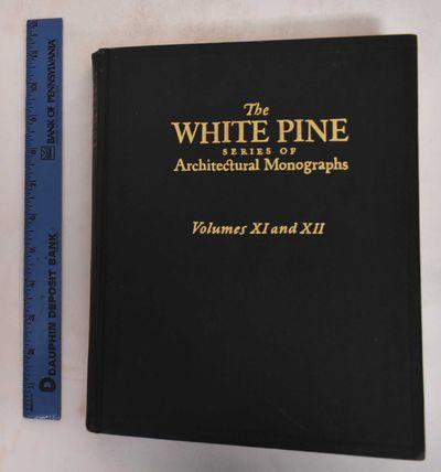 Saint Paul, MN: White Pine Bureau, 1927. Hardcover. G (age toning and discoloration along textblock,...