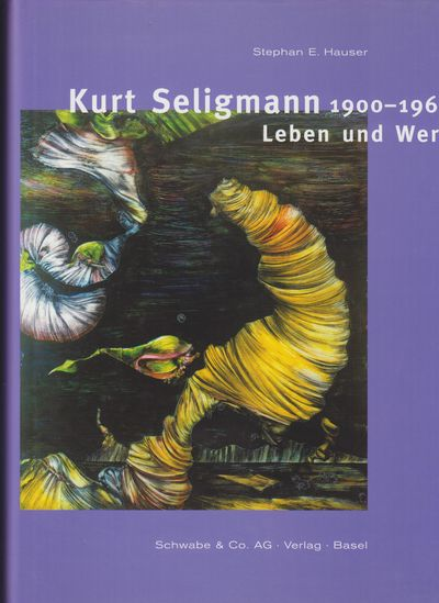 Basel: Schwabe & Co. AG. Verlag. 1997. First Edition; First Printing. Hardcover. Fine in fine dust j...
