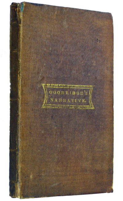 Exeter: Printed and published by W.C. Featherstone, 1838. Second edition. Cloth with gilt title. A v...
