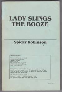 image of Lady Slings the Booze
