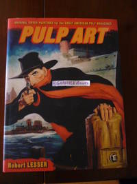 image of Pulp Art: Original Cover Paintings for the Great American Pulp Magazines