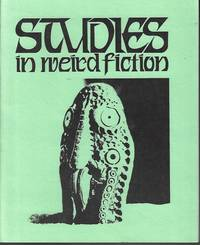 STUDIES IN WEIRD FICTION: #23; Summer 1998