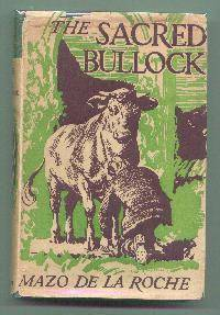 The Sacred Bullock and Other Stories of Animals