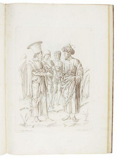 Disegni del Mantegna.