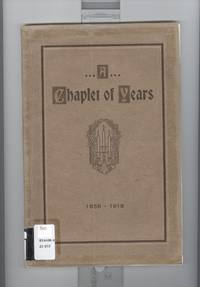 Chaplet of Years 1858-1918
