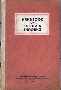 image of Handbook on Shotgun Shooting