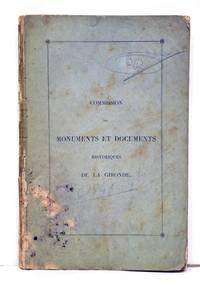 RAPPORT présenté à Monsieur le Baron Sers, préfet de la Gironde le 21...