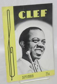 Clef: the record collector\'s guide; vol. 1, #7, September 1946; Louis Armstrong cover