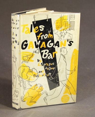 New York: Twayne Publishers, 1953. First edition, 8vo, pp. 228, ; text illustrations by Inga ; origi...