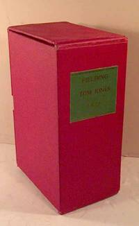 1831. CRUIKSHANK, George. FIELDING, HENRY. THE HISTORY OF TOM JONES, A FOUNDLING. With a Memoir of t...