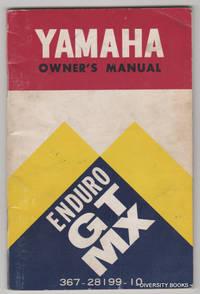 YAMAHA OWNER'S MANUAL: Mini Enduro 80 GT MX