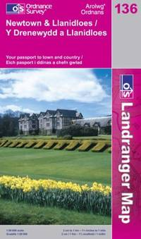 Newtown and Llanidloes (Landranger Maps) by Ordnance Survey - Paperback - from World of Books Ltd and Biblio.com