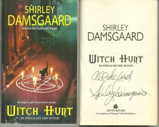 WITCH HUNT, Damsgaard, Shirley