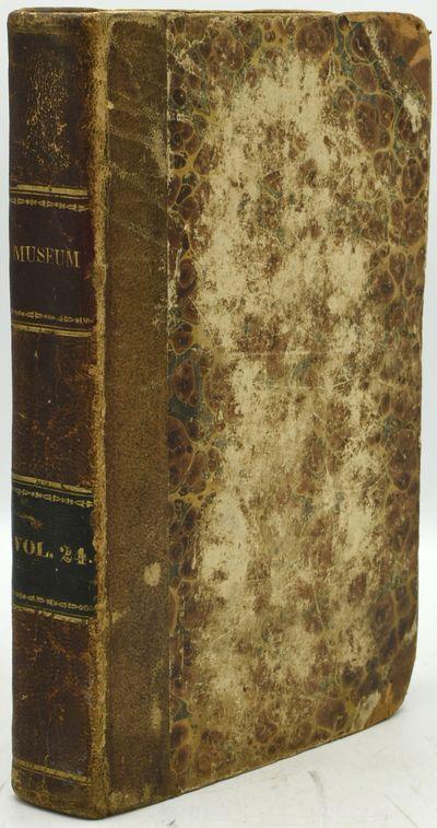 Philadelphia; New York; Boston: E. Littell and T. Holden; G. & C. & H. Carvill; Kane & Co. | E. G. D...