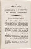 View Image 3 of 6 for CONSTITUCION FEDERAL DE LOS ESTADOS-UNIDOS DE AMERICA, CON DOS DISCURSOS DEL GENERAL WASHINGTON Inventory #WRCAM55421