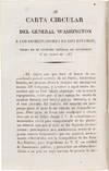 View Image 4 of 6 for CONSTITUCION FEDERAL DE LOS ESTADOS-UNIDOS DE AMERICA, CON DOS DISCURSOS DEL GENERAL WASHINGTON Inventory #WRCAM55421