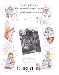 Sale 16 April 1997: Beatrix Potter: The Doris Frohnsdorff Collection.  Original Drawings, Autograph Letters, First Editions and Ephemera.