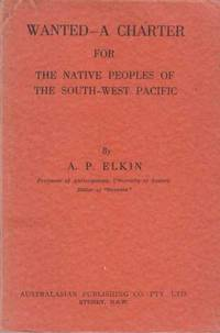 Wanted a Charter for the Native Peoples of the South-west Pacific