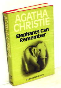 Elephants Can Remember by Christie Agatha - First Edition  - 1972 - from Vyronas Rare Books and Biblio.com