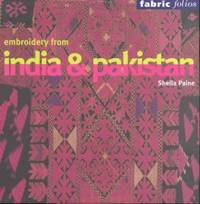 image of Embroidery from India and Pakistan (Fabric Folios)