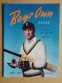 Boy's Own Paper. June 1950.