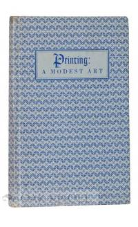 New York: Diamant Typographic Service, 1948. decorated boards. 16mo. decorated boards. 55, (3) pages...