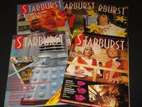 Starburst Magazine: 5 Issues, all with Doctor Who articles