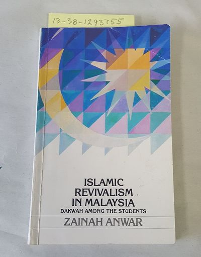Selangor Darul Ehsan, Malaysia: Pelanduk Publications, 1987. Softcover. Octavo; G+; Paperback; White...