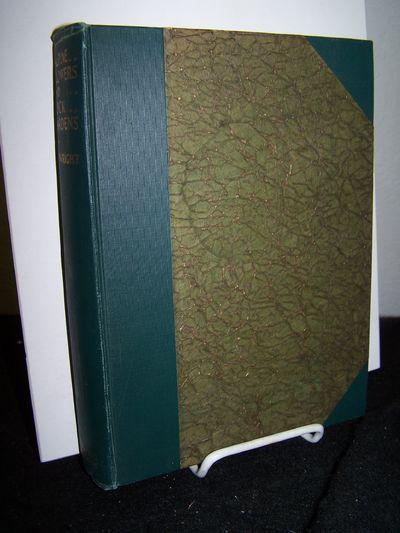 New York. : Dodd Mead. , 1925. . 3rd Edition.. Hardcover, half green cloth over decorative boards. ....