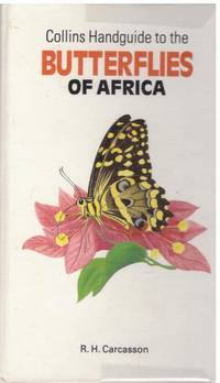 image of Collins Handguide to the BUTTERFLIES OF AFRICA
