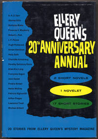 ELLERY QUEEN'S 20th ANNIVERSARY ANNUAL: 20 STORIES FROM ELLERY QUEEN'S MYSTERY MAGAZINE