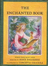 image of ENCHANTED BOOK,  Stories from Many Lands, The.