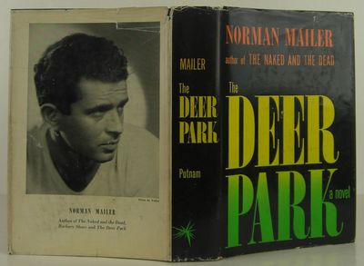 The Deer Park, 1955. 1st Edition. Hardcover. Near Fine/Very Good. Near fine first edition in a very ...